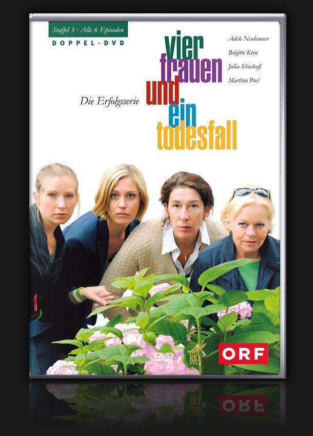 Vier Frauen und ein Todesfall – Staffel 3
