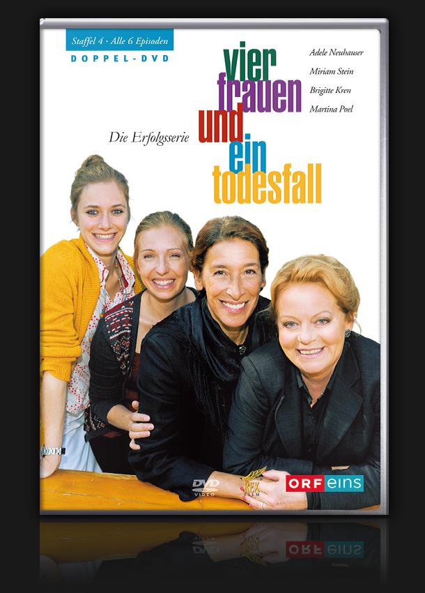 Vier Frauen und ein Todesfall – Staffel 4