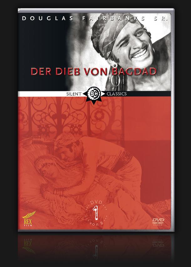 Douglas Fairbanks Collection – Vol. 1 – Der Dieb von Bagdad