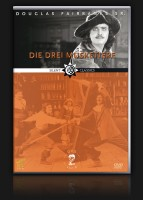 Douglas Fairbanks Collection – Vol. 2 – Die drei Musketiere