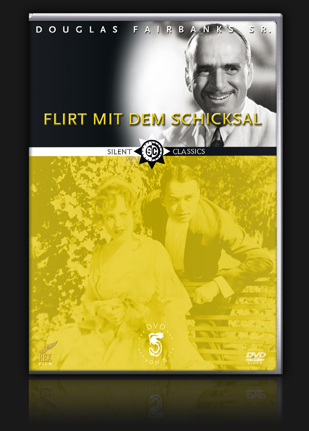 Douglas Fairbanks Collection – Vol. 5 – Flirt mit dem Schicksal