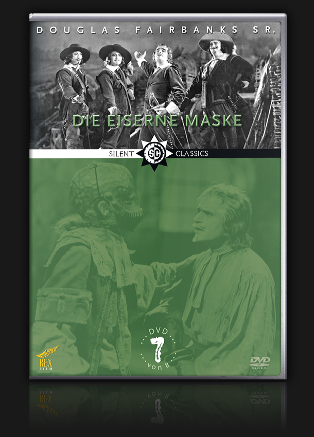 Douglas Fairbanks Collection – Vol. 7 – Die eiserne Maske