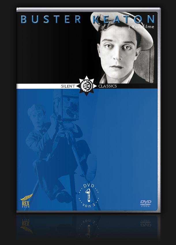 Buster Keaton Vol. 1