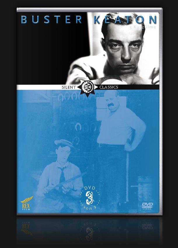 Buster Keaton Vol. 3