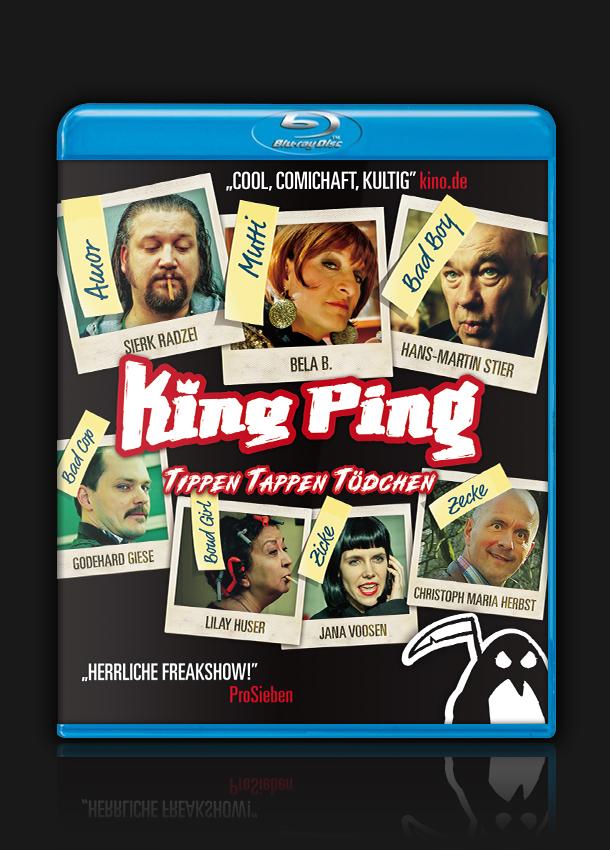 King Ping – Tippen, Tappen, Tödchen