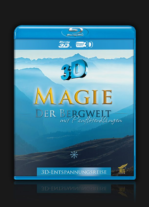 Magie der Bergwelt 3D