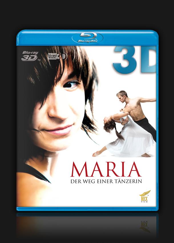 Maria 3D – Der Weg einer Tänzerin