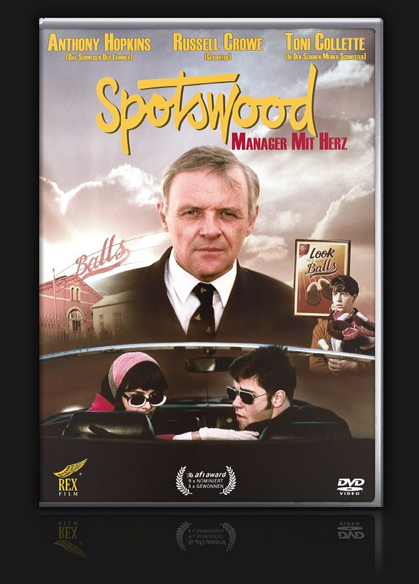 Spotswood – Manager mit Herz