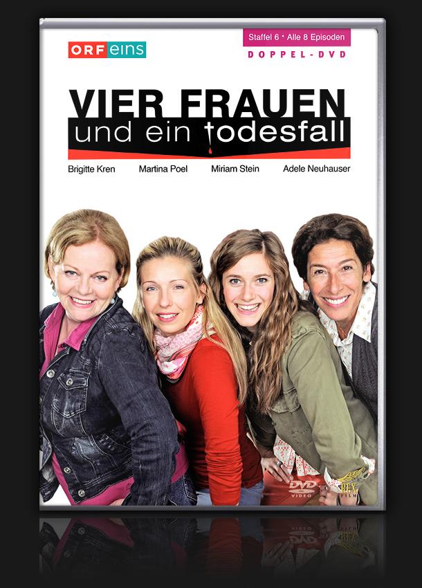 Vier Frauen und ein Todesfall – Staffel 6